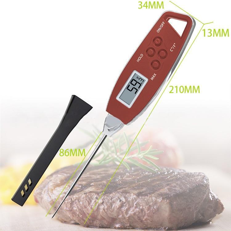 kuhonnyj termometr jelektronnyj kitchenhelper 07 - Кухонный термометр электронный KitchenHelper