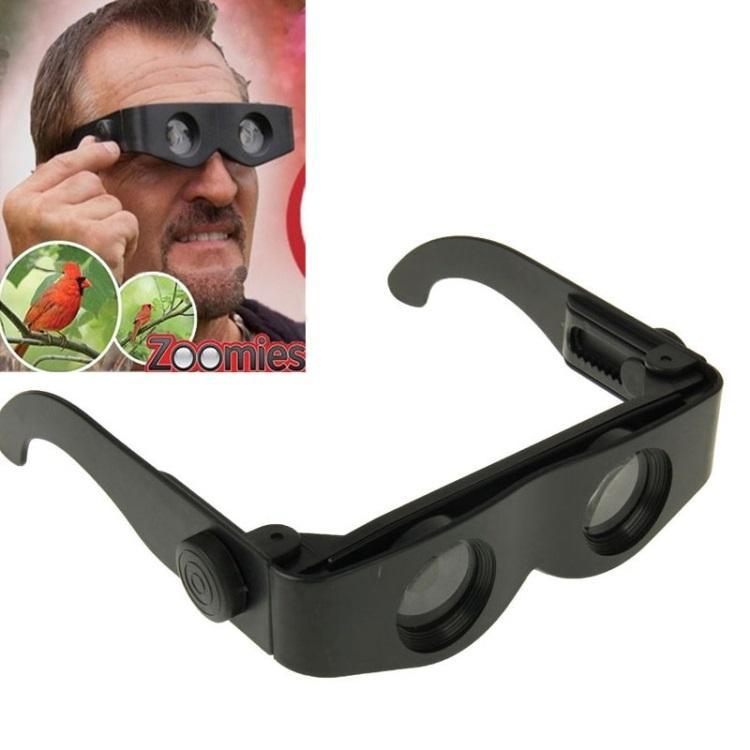 Увеличительные очки (очки-бинокль) Zoomies 400% увеличение