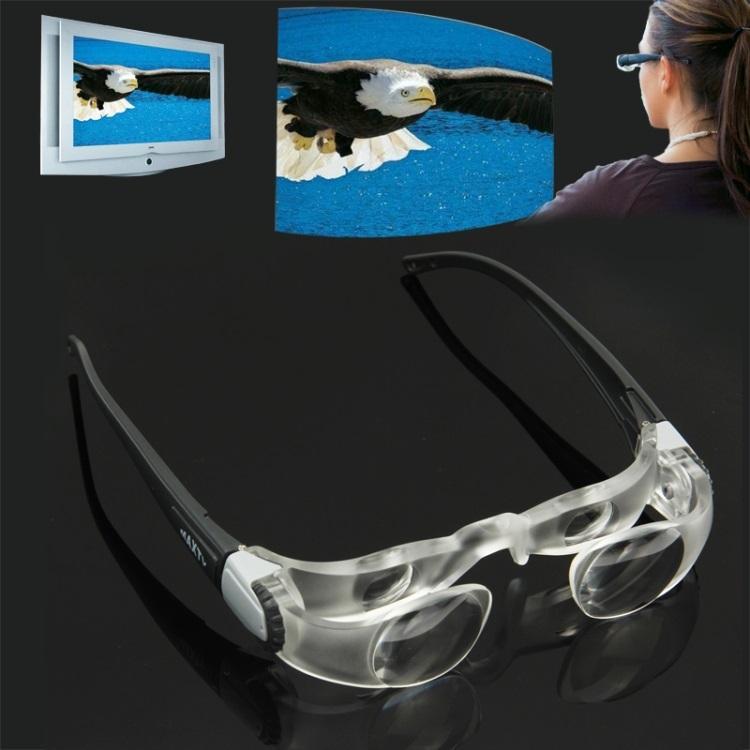 uvelichitelnye ochki ochki dlja televizora maxtv dlja blizorukih 2h 01 - Увеличительные очки (очки для телевизора) MaxTV для близоруких 2Х (видимость от 0 до -300°)