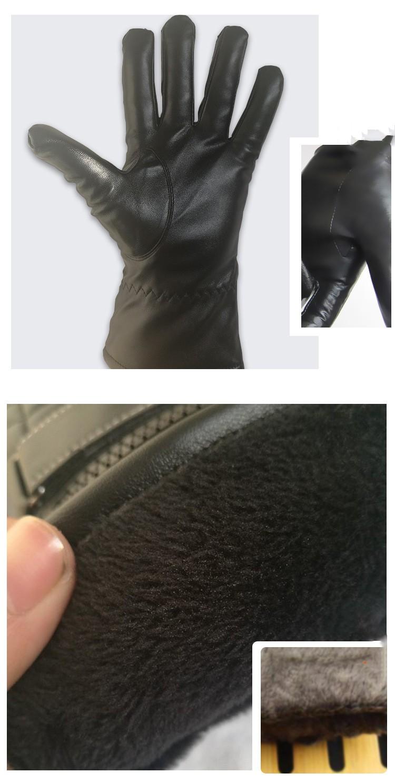 перчатки с подогревом с аккумулятором на 3 6 часов тепла Warmy 02 - Сенсорные перчатки с подогревом (с аккумулятором на 3-6 часов тепла) Warmy