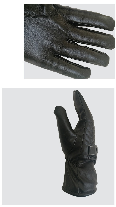 перчатки с подогревом с аккумулятором на 3 6 часов тепла Warmy 03 - Сенсорные перчатки с подогревом (с аккумулятором на 3-6 часов тепла) Warmy