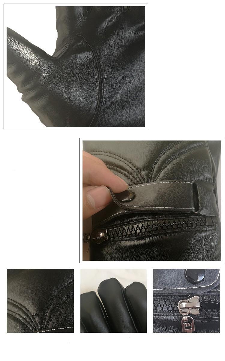 перчатки с подогревом с аккумулятором на 3 6 часов тепла Warmy 11 - Сенсорные перчатки с подогревом (с аккумулятором на 3-6 часов тепла) Warmy