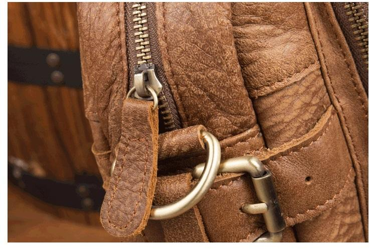 muzhskaja plechevaja sumka mantime lawyer iz naturalnoj kozhi 10 - Мужская плечевая сумка из натуральной кожи ManTime Lawyer