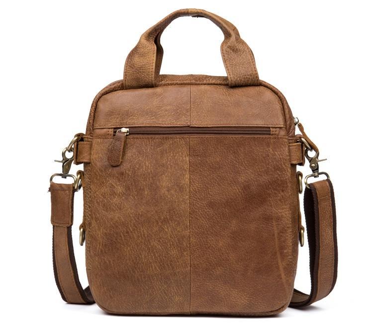 muzhskaja plechevaja sumka mantime lawyer iz naturalnoj kozhi 21 - Мужская плечевая сумка из натуральной кожи ManTime Lawyer