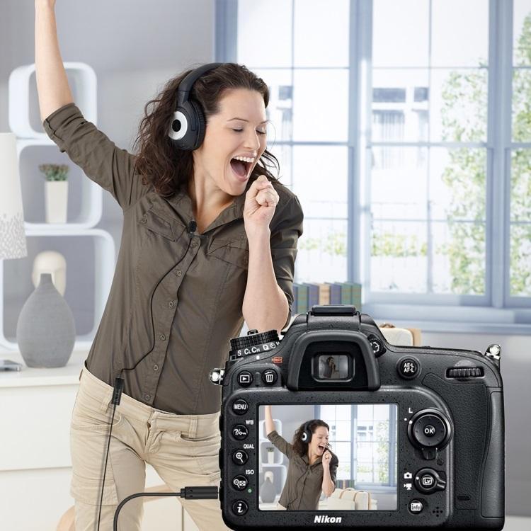 petlichnyj mikrofon kondensatornyj mini mikrofon yanmai r955s 10 - Петличный микрофон конденсаторный (мини-микрофон) Yanmai R955S – аудиокабель 6 м
