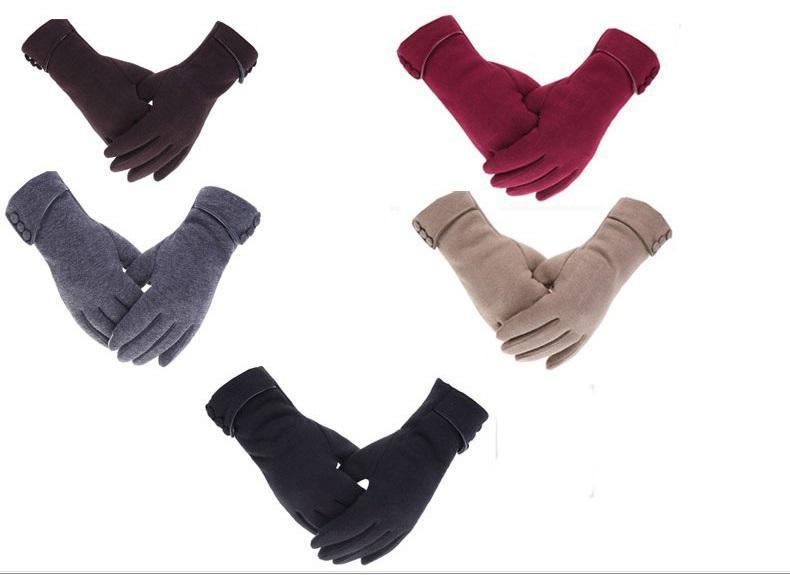 sensornye perchatki zhenskie elegancy 09 - Сенсорные перчатки женские Elegancy