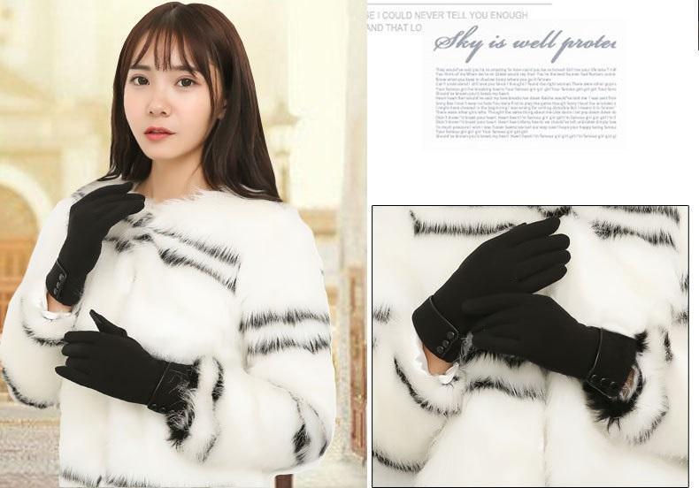 sensornye perchatki zhenskie elegancy 10 - Сенсорные перчатки женские Elegancy