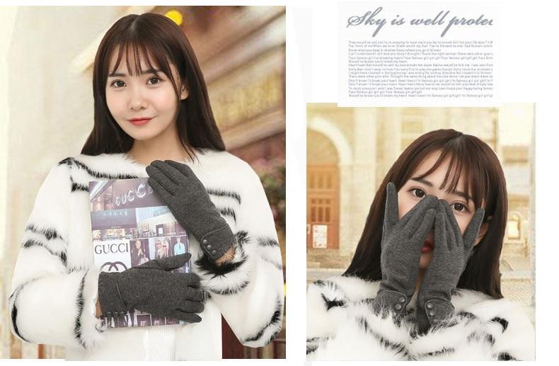 sensornye perchatki zhenskie elegancy 12 - Сенсорные перчатки женские Elegancy