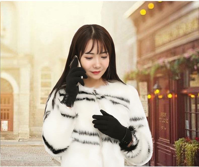 sensornye perchatki zhenskie elegancy 14 - Сенсорные перчатки женские Elegancy