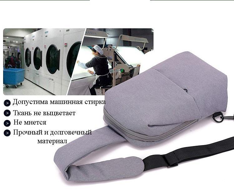 sverhlegkij plechevoj rjukzak viva invention 15 - Сверхлегкий плечевой рюкзак Viva Invention (240 г)
