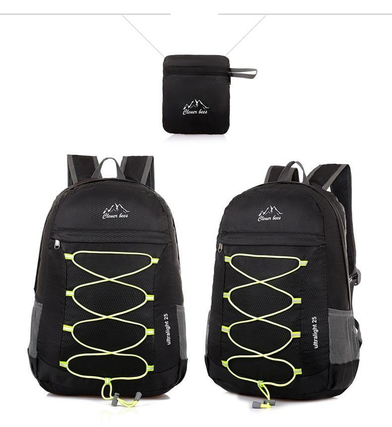 Сверхлегкий водонепроницаемый складной рюкзак PortaLife
