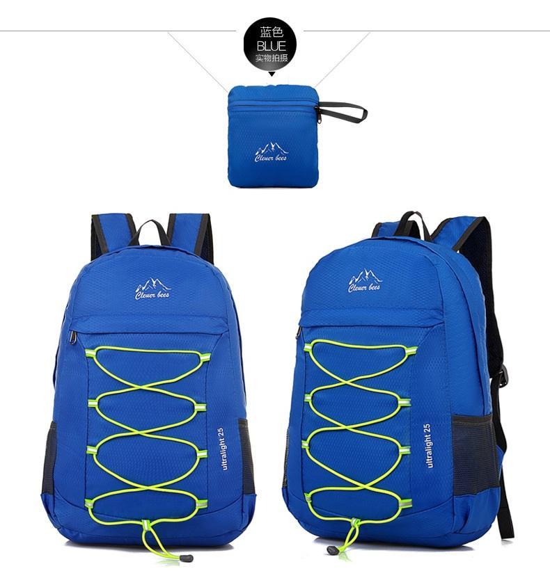 sverhlegkij vodonepronicaemyj skladnoj rjukzak portalife 20 - Сверхлегкий водонепроницаемый складной рюкзак PortaLife
