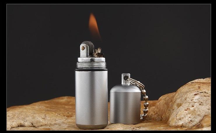 Вечная спичка (огниво-брелок) AM055
