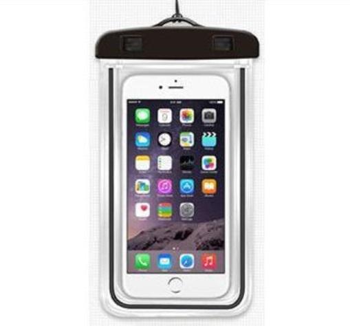 vodonepronicaemyj chehol dlja smartfona jekran do 6 djujmov so svetootrazhajushhimi jelementami 05 - Водонепроницаемый чехол для смартфона (экран до 6 дюймов) со светоотражающими элементами