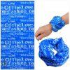 Многофункциональная бандана-трансформер (бафф) OQsport Baff: 9 вариантов ношения (шарф, повязка, маска, балаклава, подшлемник) 223609