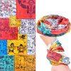 Многофункциональная бандана-трансформер (бафф) OQsport Baff: 9 вариантов ношения (шарф, повязка, маска, балаклава, подшлемник) 223617