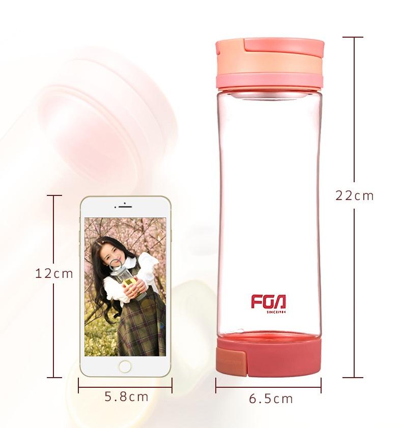 banka butylka dlja vody fuguang fs1093 s podstavkoj dlja smartfona 06 - Банка-бутылка для воды FuGuang FS1093 с подставкой для смартфона