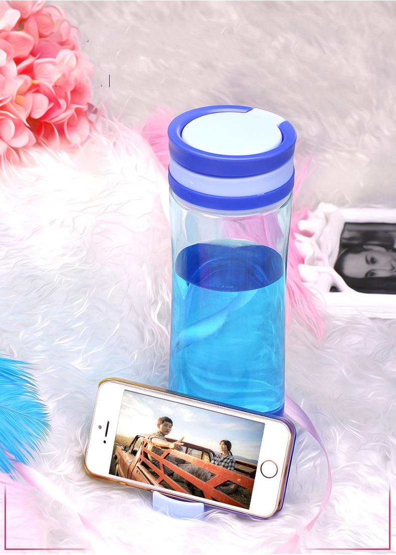 banka butylka dlja vody fuguang fs1093 s podstavkoj dlja smartfona 09 - Банка-бутылка для воды FuGuang FS1093 с подставкой для смартфона
