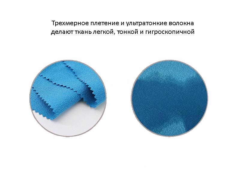 bystrosohnushhee polotence cold towel v silikonovom chehle 40 h 40 sm 11 - Быстросохнущее полотенце Cold Towel в силиконовом чехле 40 х 40 см