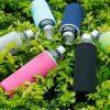 Спортивная банка-бутылка для воды Adel A1628 в чехле 224627