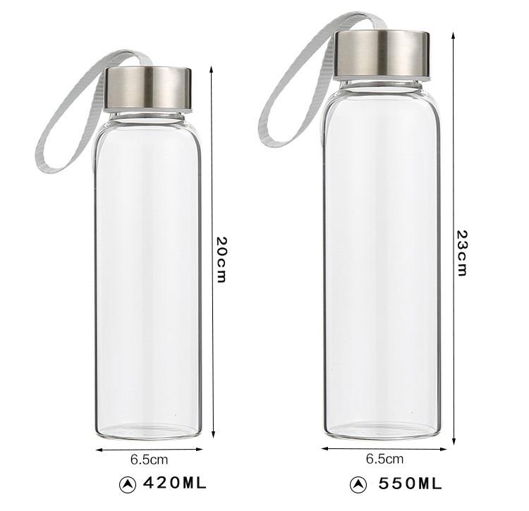 sportivnaja banka butylka dlja vody adel a1628 v chehle 06 - Спортивная банка-бутылка для воды Adel A1628 в чехле