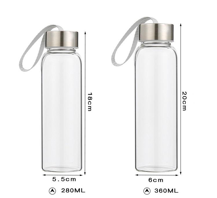 sportivnaja banka butylka dlja vody adel a1628 v chehle 07 - Спортивная банка-бутылка для воды Adel A1628 в чехле
