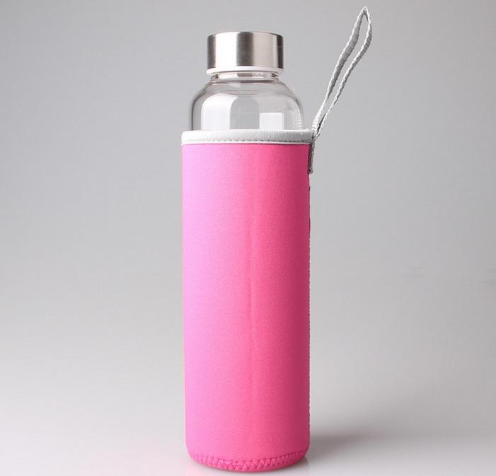 sportivnaja banka butylka dlja vody adel a1628 v chehle 10 - Спортивная банка-бутылка для воды Adel A1628 в чехле
