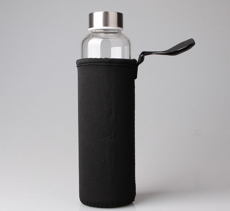 sportivnaja banka butylka dlja vody adel a1628 v chehle 14 - Спортивная банка-бутылка для воды Adel A1628 в чехле