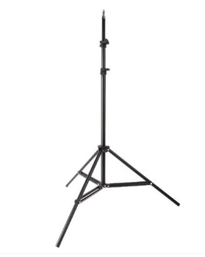 Штатив для осветителя (стойка для света) Viltrox – ¼ дюйма крепление, алюминий+сталь, до 2 м высота