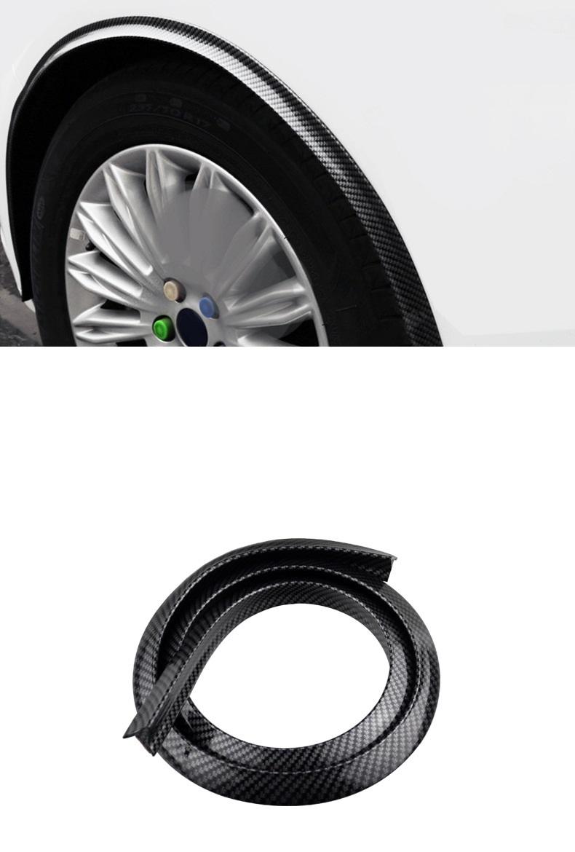 Защитные накладки на колесные арки (молдинг колесных арок)