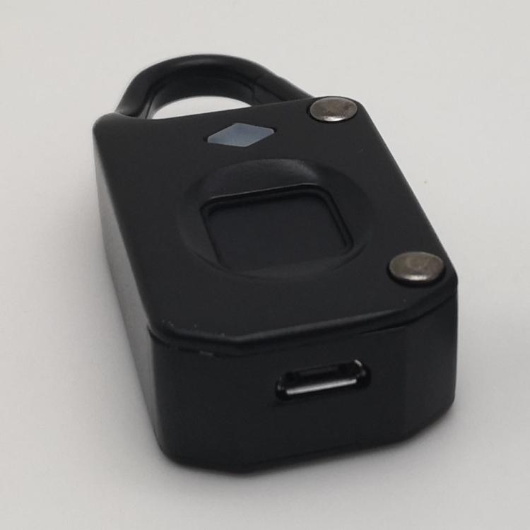 acs7744b 3 - Электронный замок с биометрическим считывателем отпечатков пальцев USB Smart Lock