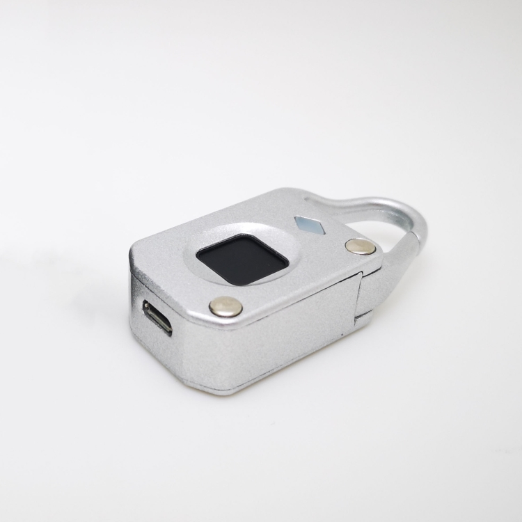 acs7744s 3 - Электронный замок с биометрическим считывателем отпечатков пальцев USB Smart Lock