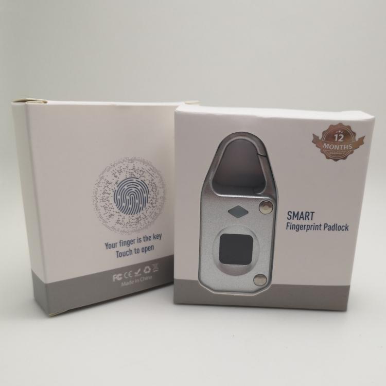 acs7744s 6 - Электронный замок с биометрическим считывателем отпечатков пальцев USB Smart Lock