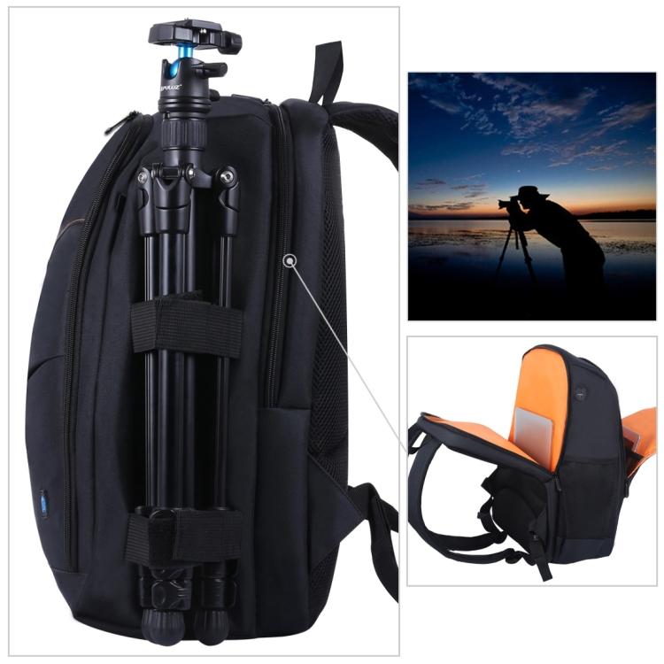 fotorjukzak puluz sumka dlja kamery i aksessuarov 06 - Фоторюкзак PULUZ (сумка для камеры и аксессуаров) – водонепроницаемый, устойчивый к царапинам