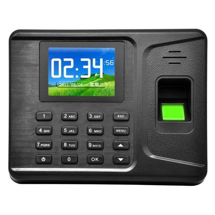 Терминал учета рабочего времени Realand A-F261 (система доступа по отпечатку пальца) – TCP/IP, USB, пароль, ID-карты