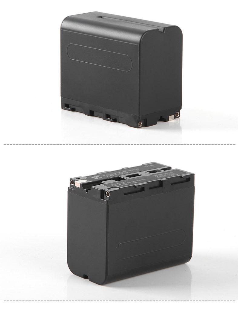 Аккумулятор NP-F970 Yongnuo (аналог SONY NP-F970) 6600 мАч