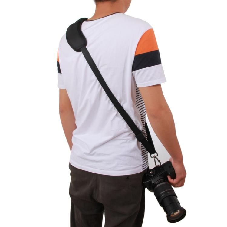bystrorazemnyj plechevoj remen dlja kamery puluz 08 - Быстроразъемный плечевой ремень для камеры PULUZ