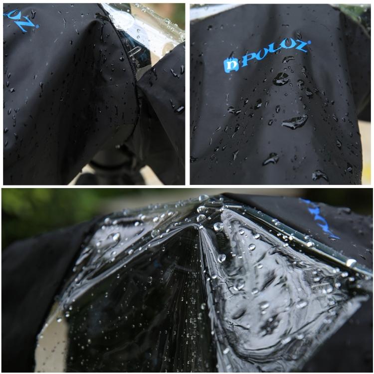 chehol ot dozhdja dlja kamery dozhdevoj chehol puluz 08 - Чехол от дождя для камеры (дождевой чехол) PULUZ