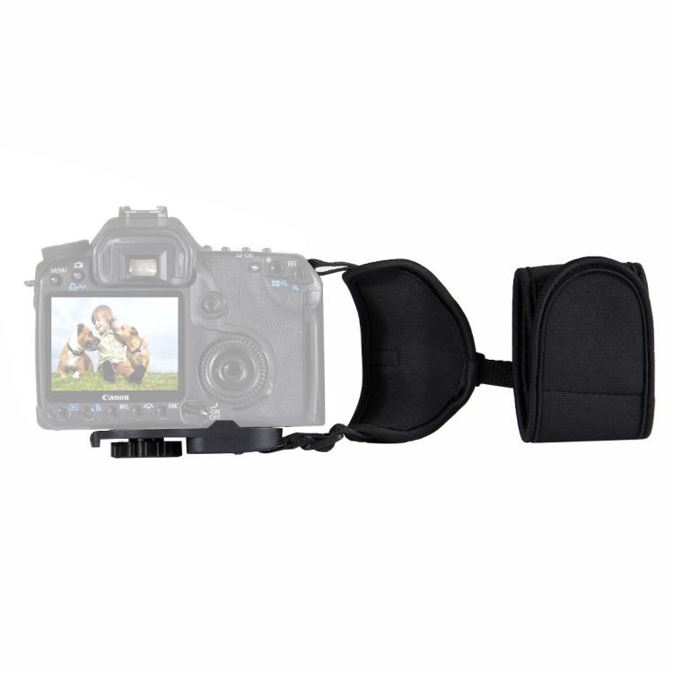 stabilizirujushhij naruchnyj remeshok puluz dlja kamery 07 - Стабилизирующий наручный ремешок PULUZ для камеры