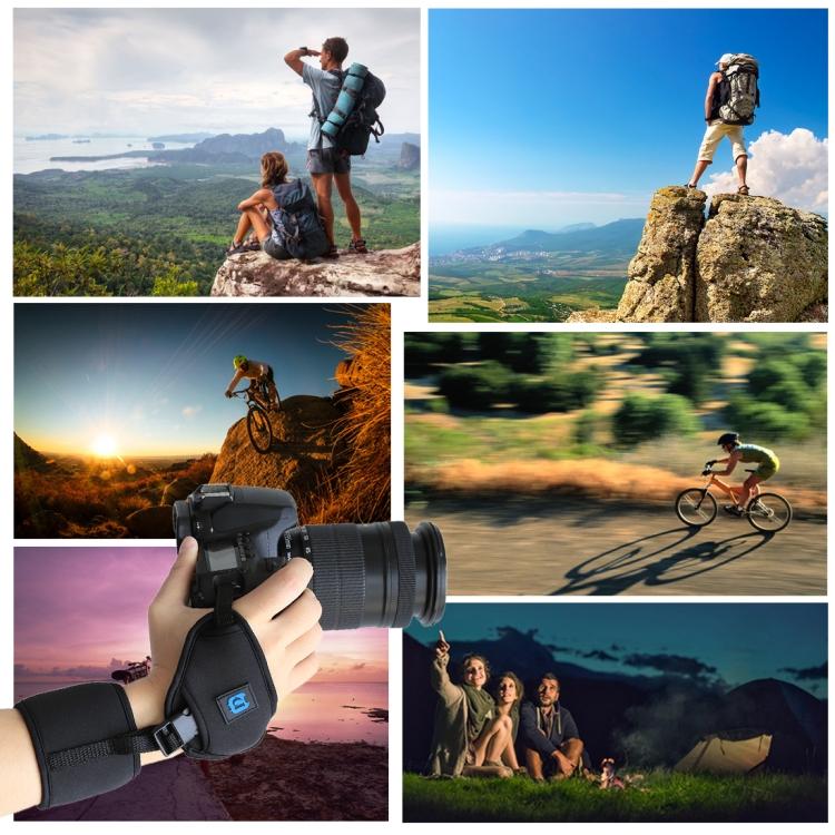 stabilizirujushhij naruchnyj remeshok puluz dlja kamery 10 - Стабилизирующий наручный ремешок PULUZ для камеры