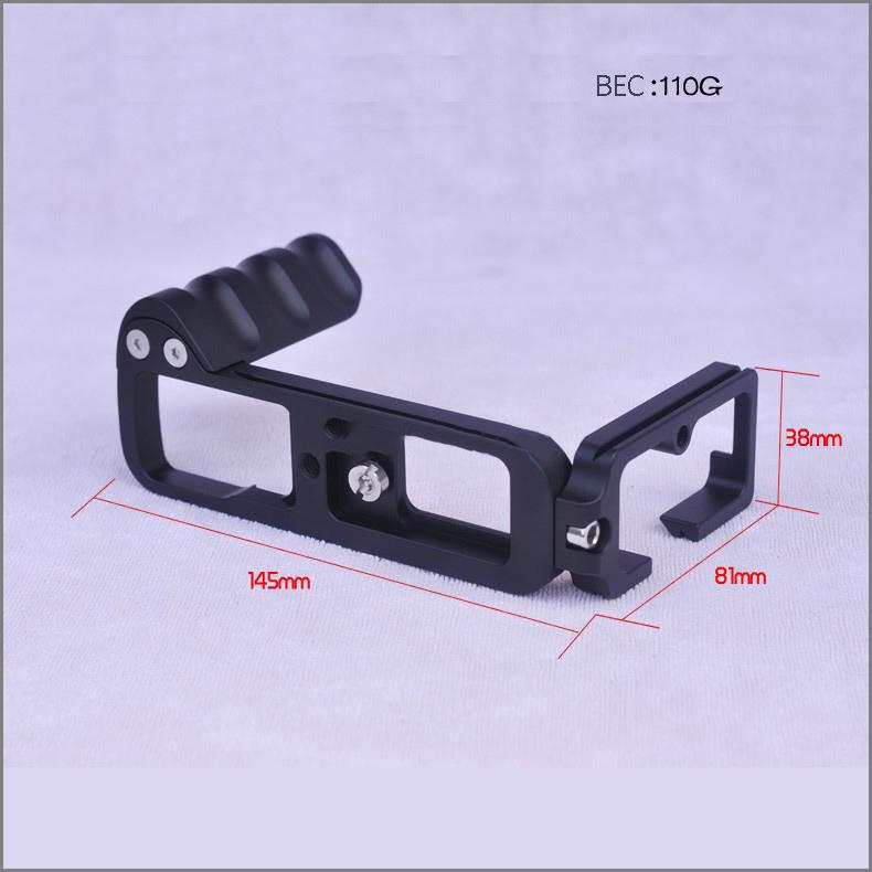 dopolnitelnyj hvat dlja fuji x t3 hand grip dlja kamery 06 - Дополнительный хват для Fuji X-T3 (Hand Grip для камеры)