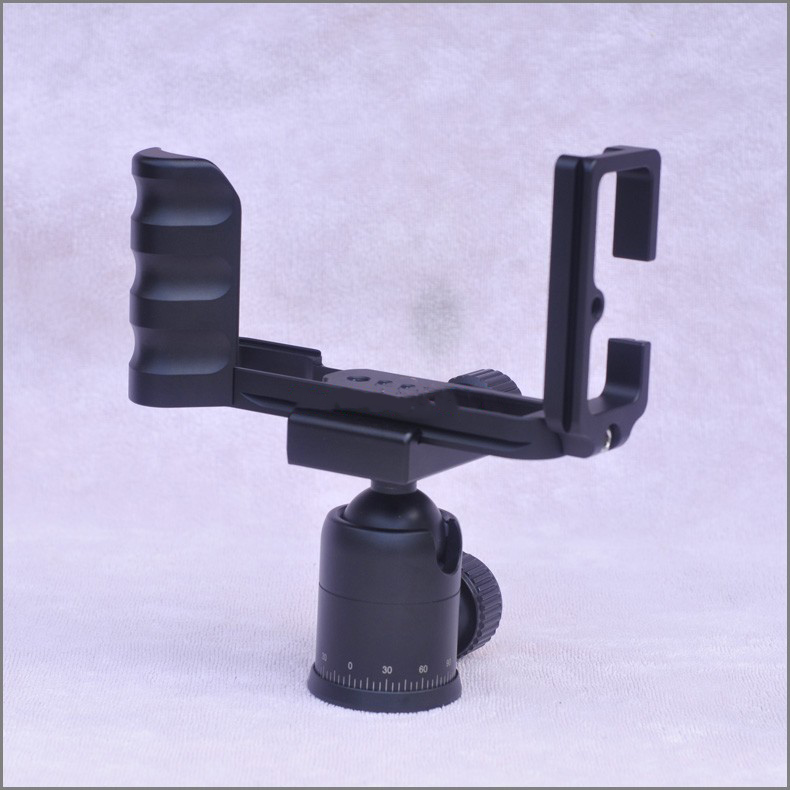 dopolnitelnyj hvat dlja fuji x t3 hand grip dlja kamery 07 - Дополнительный хват для Fuji X-T3 (Hand Grip для камеры)