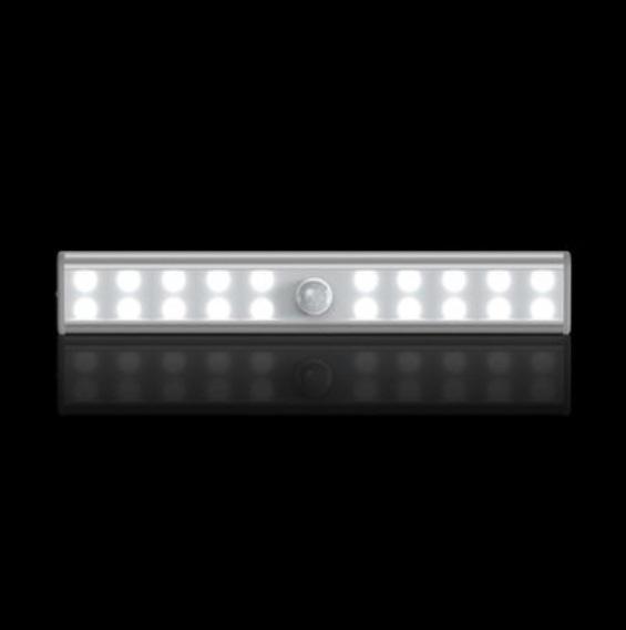 svetodiodnyj usb svetilnik s datchikom dvizhenija 20 svetodiodov 05 - Светодиодный USB-светильник с датчиком движения – 20 светодиодов