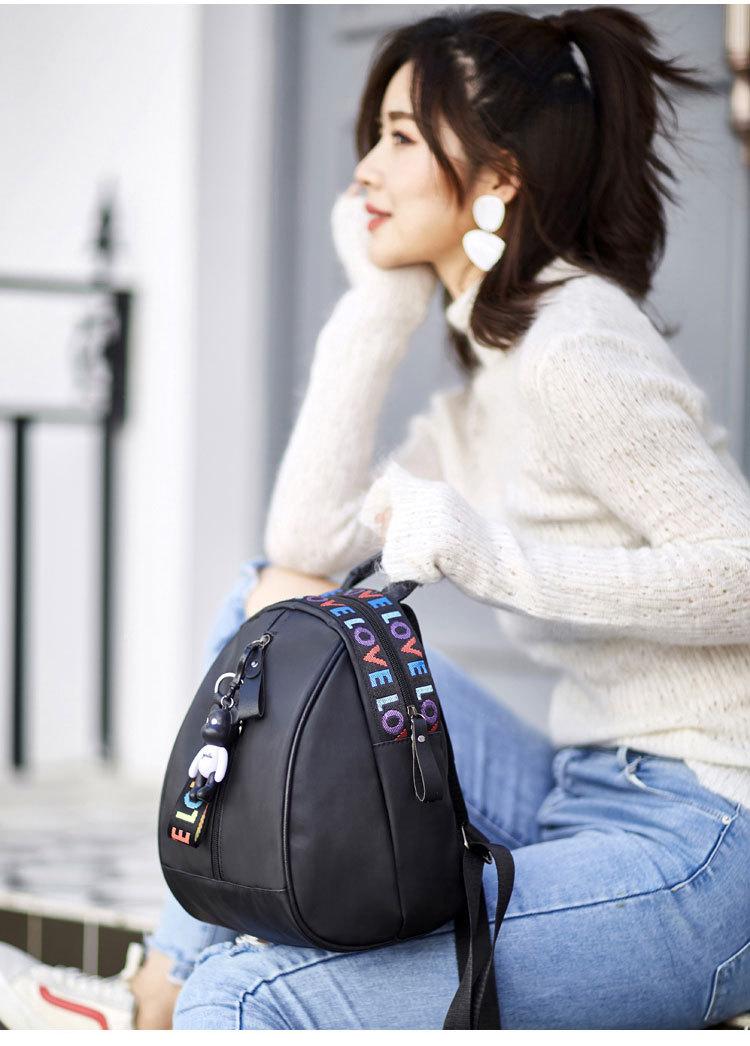 kozhanyj mini rjukzak mikato 10 - Кожаный мини-рюкзак Mikato