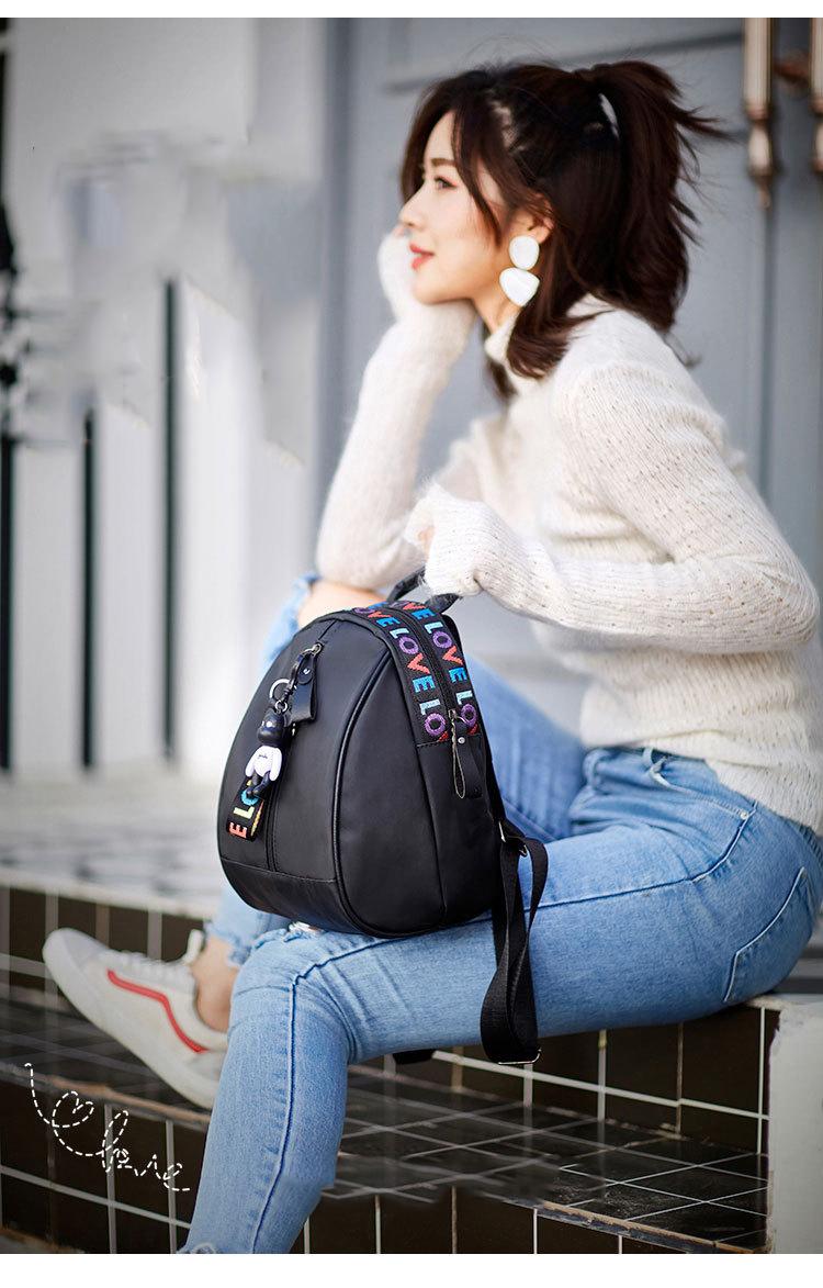 kozhanyj mini rjukzak mikato 12 - Кожаный мини-рюкзак Mikato