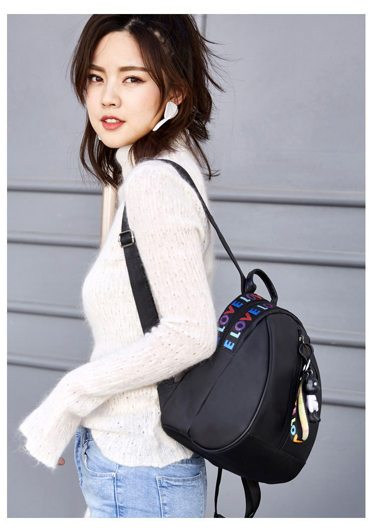 kozhanyj mini rjukzak mikato 16 - Кожаный мини-рюкзак Mikato