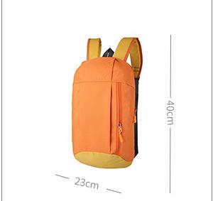 sportivnyj rjukzak s logotipom na zakaz flytrip 32 - Спортивный рюкзак с логотипом (на заказ) FlyTrip: 20 л, нейлон 300D/ 600D
