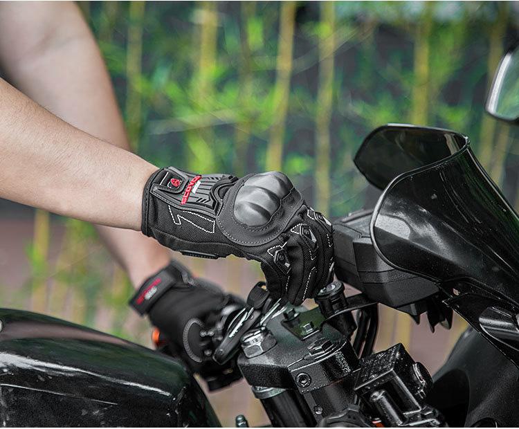 muzhskie perchatki dlja motocikla scoyco mc12 04 - Мужские перчатки для мотоцикла SCOYCO MC12