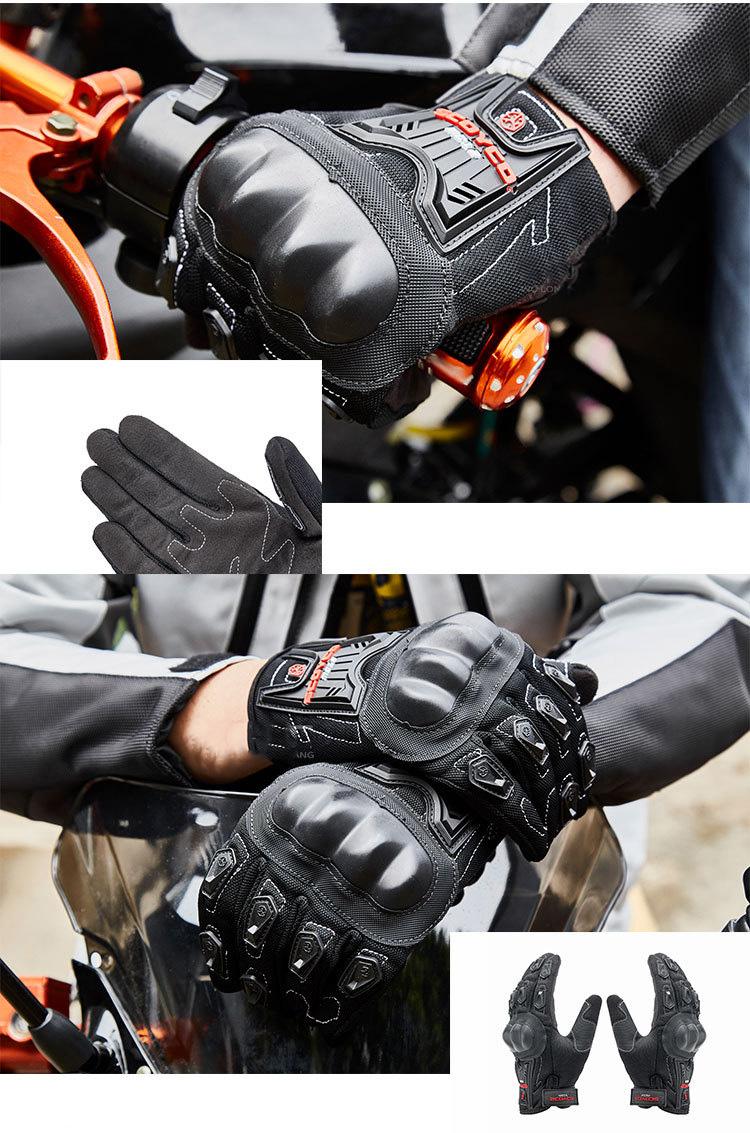 muzhskie perchatki dlja motocikla scoyco mc12 06 - Мужские перчатки для мотоцикла SCOYCO MC12
