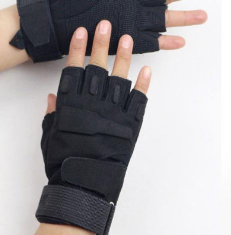 sportivnye perchatki s polupalcami takticheskie perchatki dlja voennyh 03 - Спортивные перчатки с полупальцами, тактические перчатки для военных